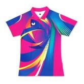 [버터플라이]여성용 게임 셔츠-BWH268 (Pink)